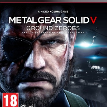 Metal Gear Solid V- Ground Zeros PS3