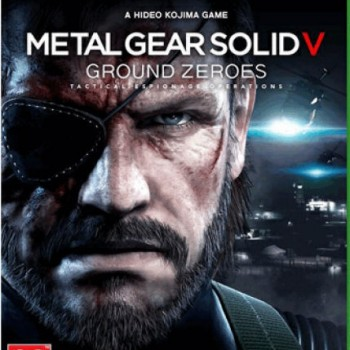 Metal Gear Solid V- Ground Zeros Xbox One