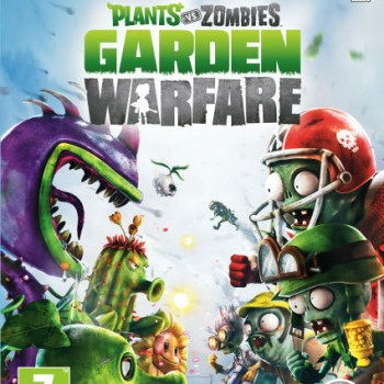 Plants vs Zombies- Garden Warfare (Pre-order Incentive) Xbox 360