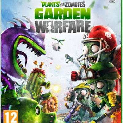 Plants vs Zombies- Garden Warfare Xbox One