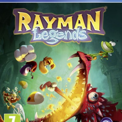 Rayman Legends PS
