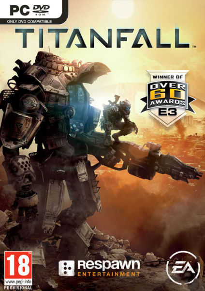 Titanfall PC cover