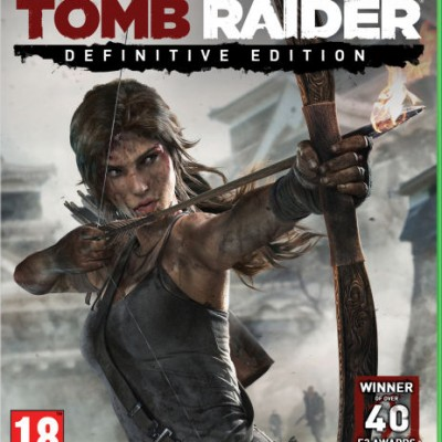Tomb Raider Definitive (Pre-order Digipack) Xbox One