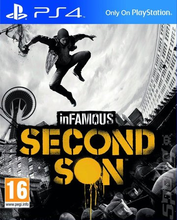infamous second son how to change your clothes