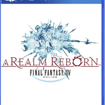 Final Fantasy XIV- A Realm Reborn PS4
