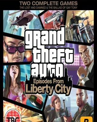 Grand Theft Auto- Episodes from Liberty City