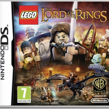 LEGO Lord of the Rings DS