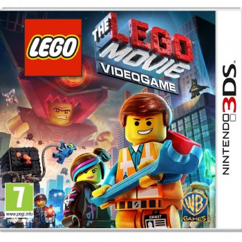 LEGO Movie Game 3DS