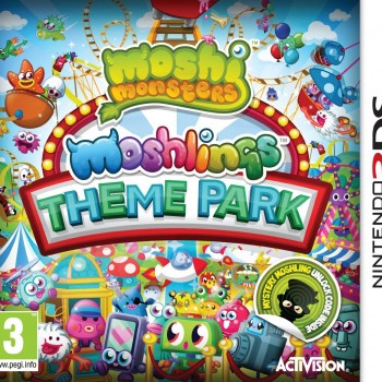 Moshi Monsters 3DS