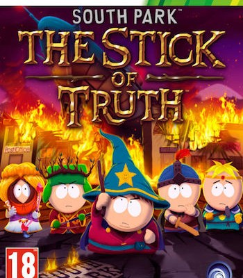 South Park- The Stick of Truth Xbox 360