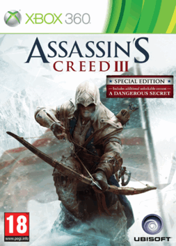 Assassins Creed 3 360