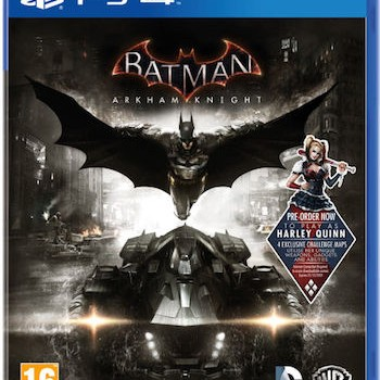 Batman- Arkham Knight (Free Pre-order DLC) PS4