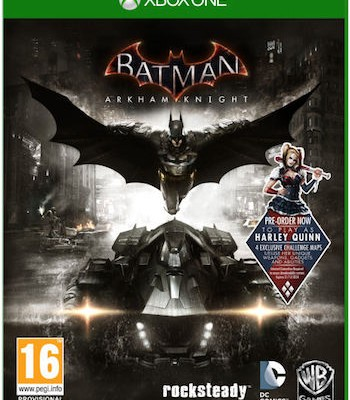 Batman- Arkham Knight (Free Pre-order DLC) Xbox One