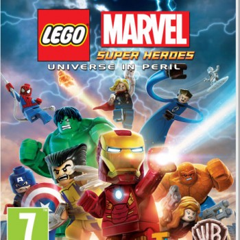LEGO- Marvel SuperHeroes PS Vita