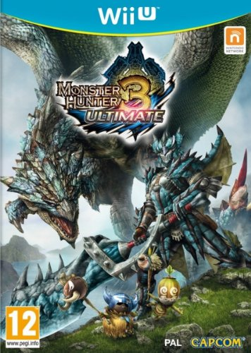 Monster Hunter Wii U
