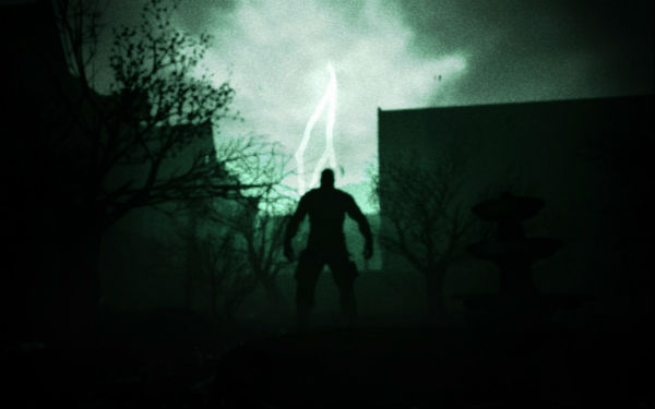 Outlast Top