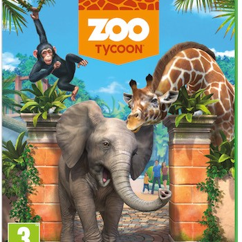 Zoo Tycoon Xbox One Digital Download £7.59 Using Code
