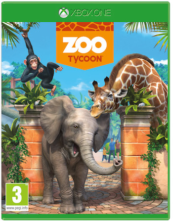 Zoo Tycoon Xbox One Digital Download £6.64 Using Code
