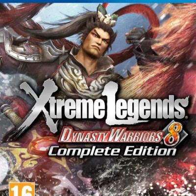 Dynasty Warriors 8- XL Complete Edition (Pre-order DLC) PS4