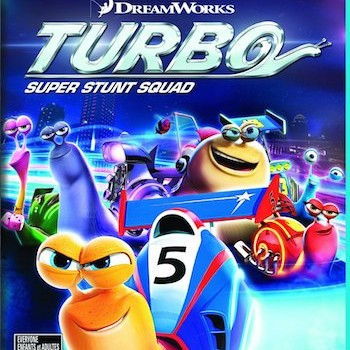 Turbo- Super Stunt Squad