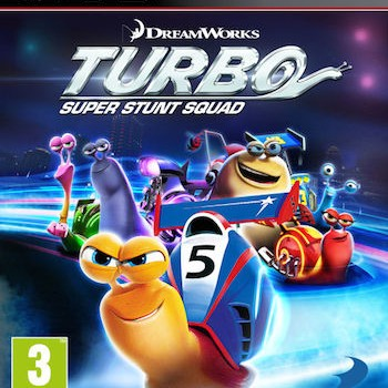 Turbo- Super Stunt Squad PS3