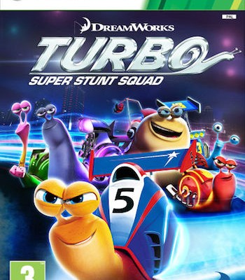 Turbo- Super Stunt Squad Xbox 360