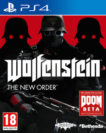 Wolfenstein- The New Order PS4