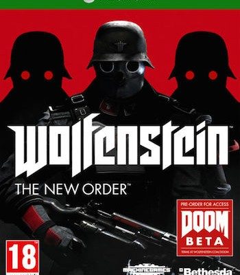 Wolfenstein- The New Order Xbox One