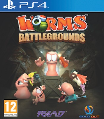 worms ps4