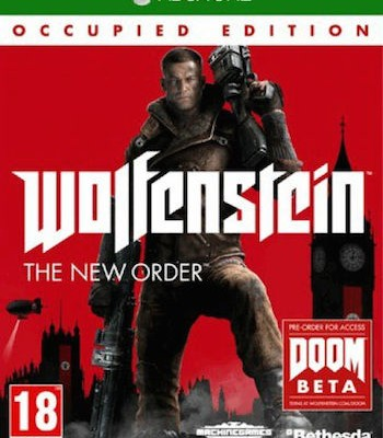 Wolfenstein- The New Order - Occupied Edition Xbox One