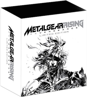 Metal Gear Rising- Revengeance - Limited Edition (Zavvi UK Exclusive) PS3