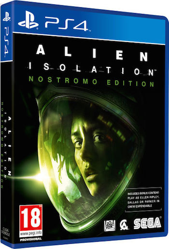 Alien- Isolation - Nostromo Edition PS4