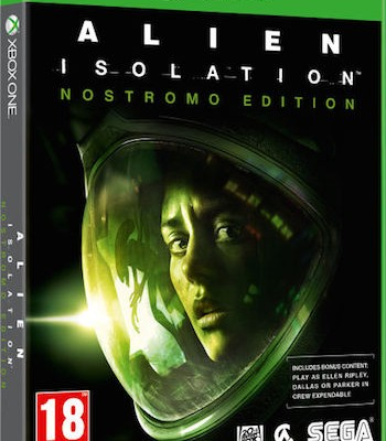 Alien- Isolation - Nostromo Edition Xbox One