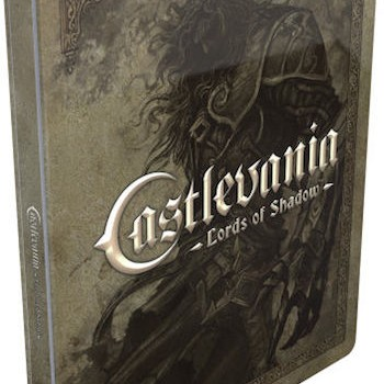 Castlevania- Lords of Shadow Collection steel