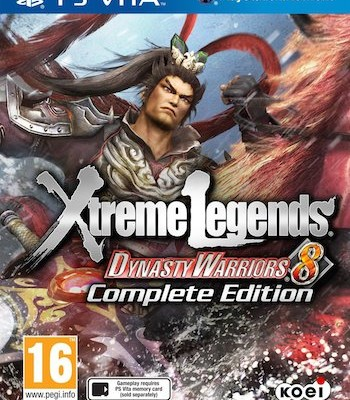 Dynasty Warriors 8- XL Complete Edition