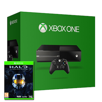 Halo- The Master Chief Collection  bundle