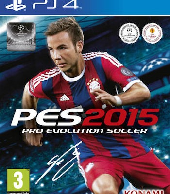 PES 2015- Pro Evolution Soccer PS4