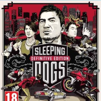 Sleeping Dogs  PS4
