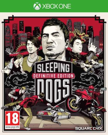 Sleeping Dogs Xbox Onejpg