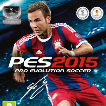 View large image  PES 2015- Pro Evolution Soccer PS3