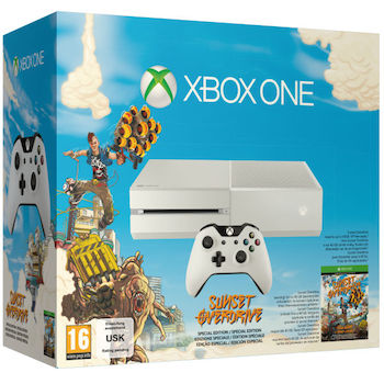 Xbox One - Includes Sunset Overdrive