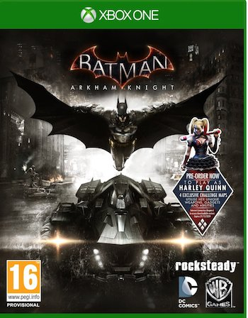 batman xb1