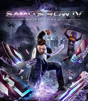 Saints Row IV- Re-elected