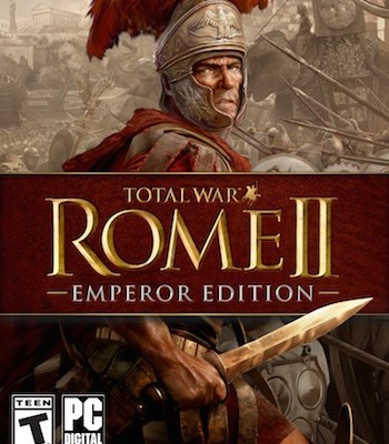 Total War- Rome II 2 - Emperor's Edition PC