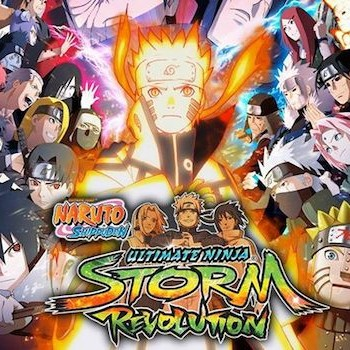 Ultimate Ninja Storm Revolution PC