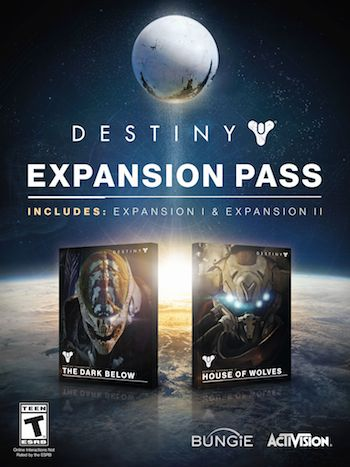 destiny season pass
