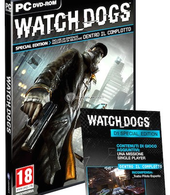 watch dogs special