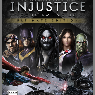 Injustice- Gods Among Us Ultimate Edition PC