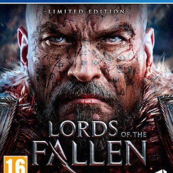 Lords of the Fallen Day One Edition PS4