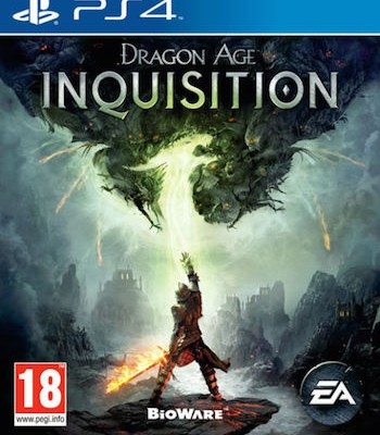 Dragon Age- Inquisition PS4